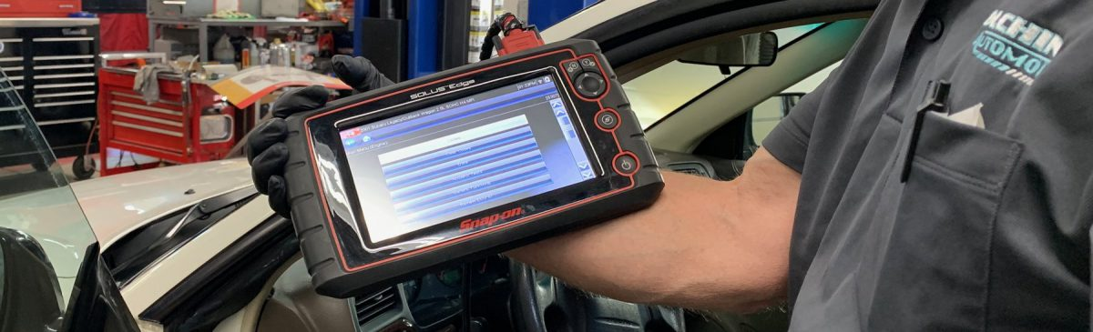 arvada auto repair shop diagnostics machine