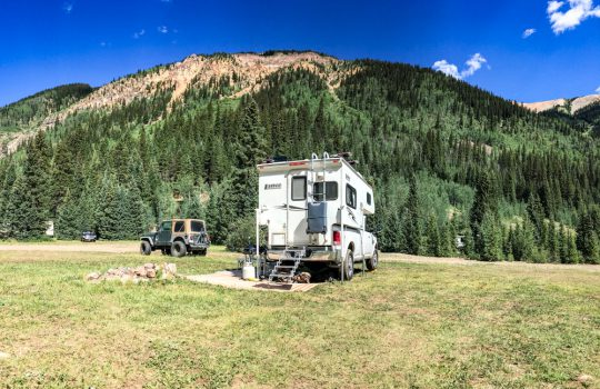 colorado jeep camping auto repair customer